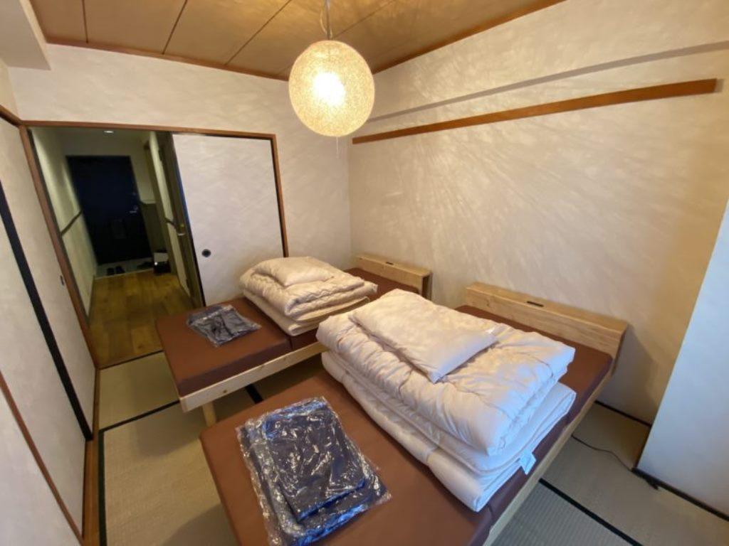 豊田神田町コーポラス2階 和室