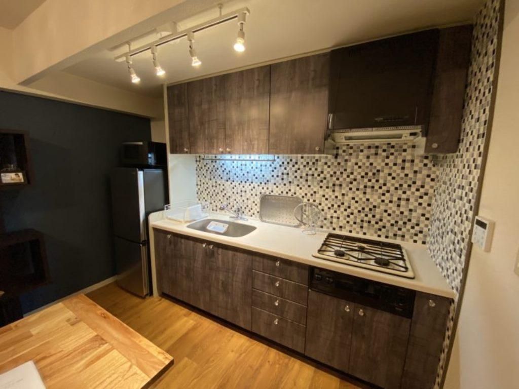豊田神田町コーポラス2階 キッチン
