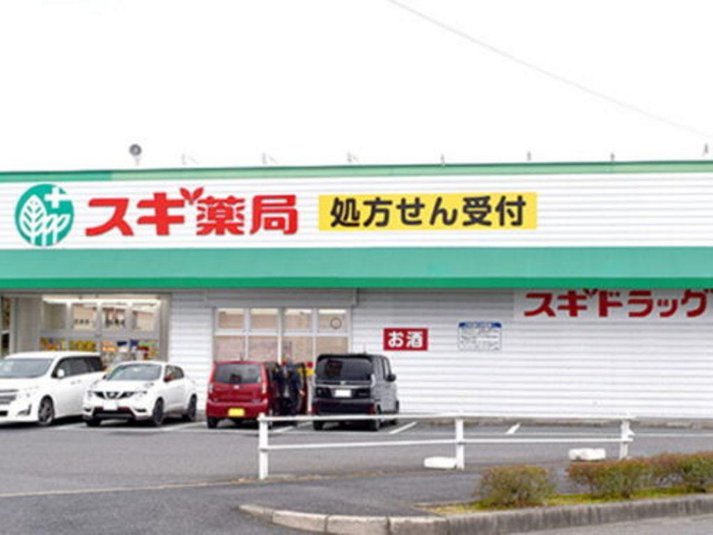 スギ薬局 元宮店