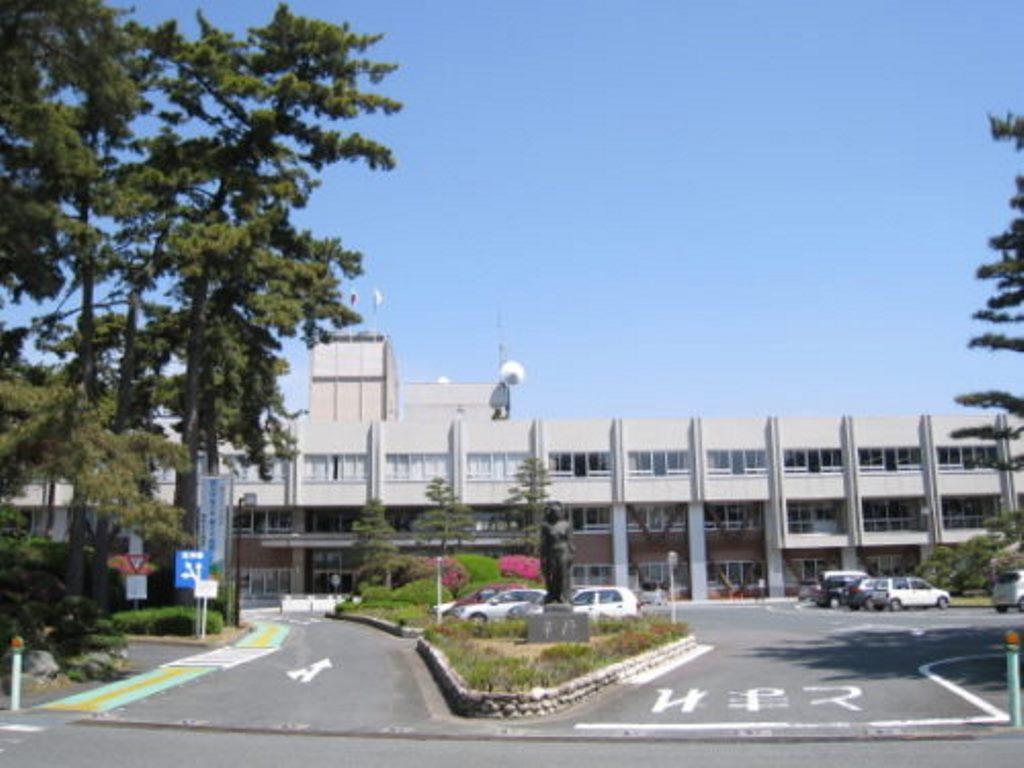 豊川市役所